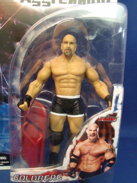 "7"" tall WWE ""Goldberg"" Action Figure - 2"