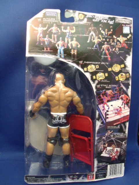 "7"" tall WWE ""Goldberg"" Action Figure - 4"