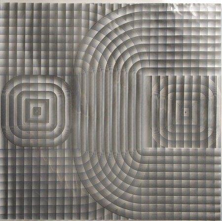 """Lithograph """"Cover"""" after Herbert W. Kapitzki (1H)"""