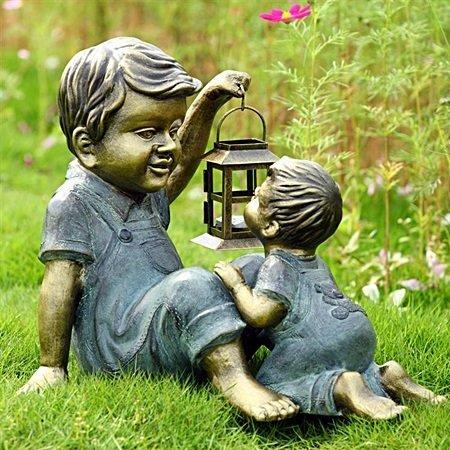 Brothers Garden Lantern