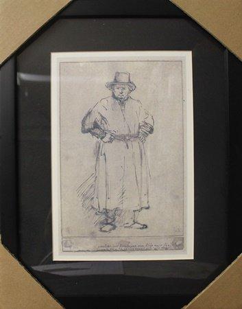 Lithograph After  Pierre A. Renoir (4F)