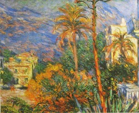 Lithograph After Claude Monet (199A)