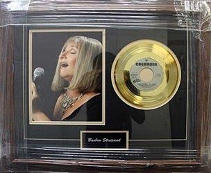 "Memorabilia ""Barbra Streisand"""