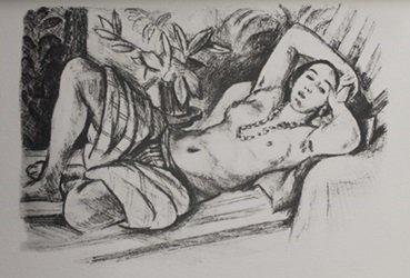 Lithograph - Henri Matisse