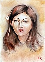 Woman Nude 1920' - Joaquin Sorolla