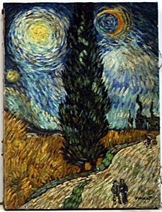 Oil Painting on Canvas - Vincent Van Gogh