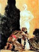 """Shackled Soul"" by Louis Icart"