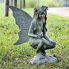 Fairy Garden Sculpture
