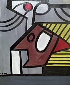 Composition 1930 - Arshile Gorky