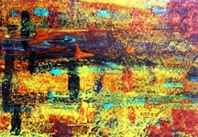 Comosition - Gerhard Richter