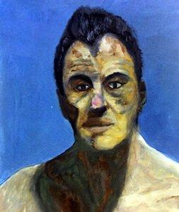 Self Portrait - Lucian Freud