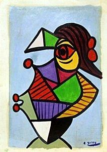 The Bird 1946' - Arshile Gorly