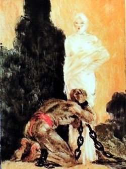"""""""Shackled Soul"""" by Louis Icart"""