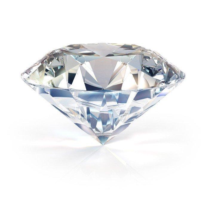 IGI Cert. Round Diamond 1.50 Ct J, SI1