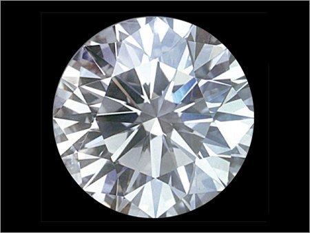 IGI Cert. Round Diamond 0.30 Ct D, VS2