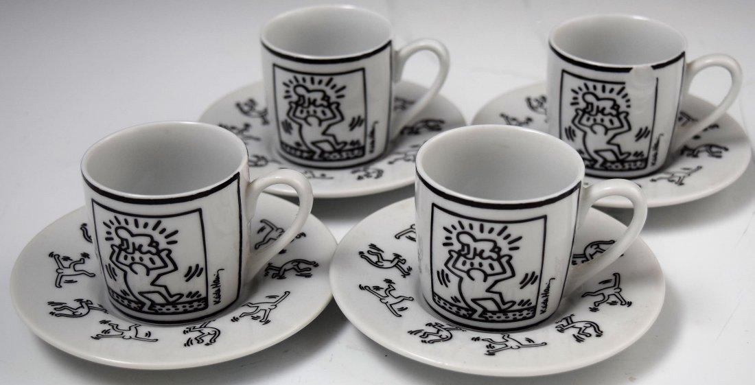 Keith Haring Espresso Cups - 2