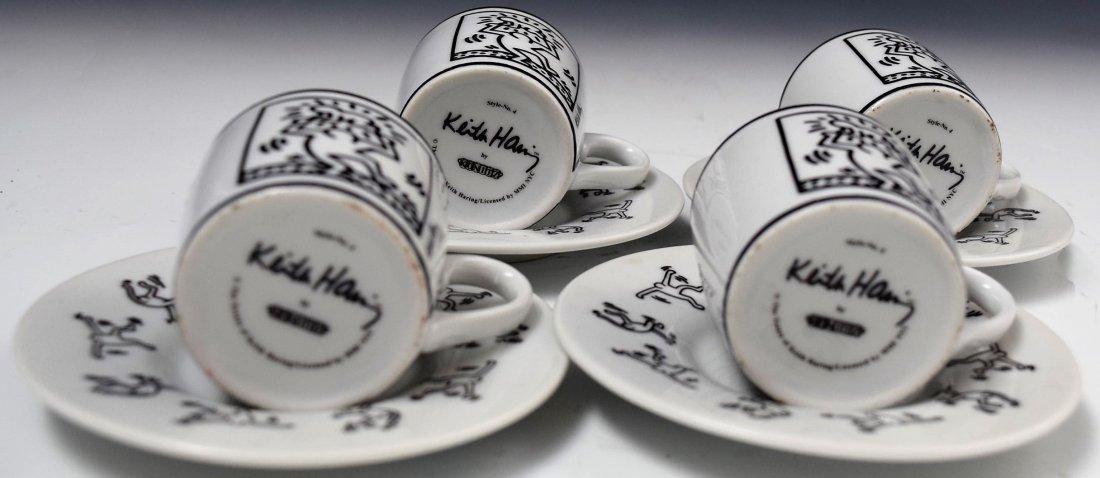 Keith Haring Espresso Cups - 3