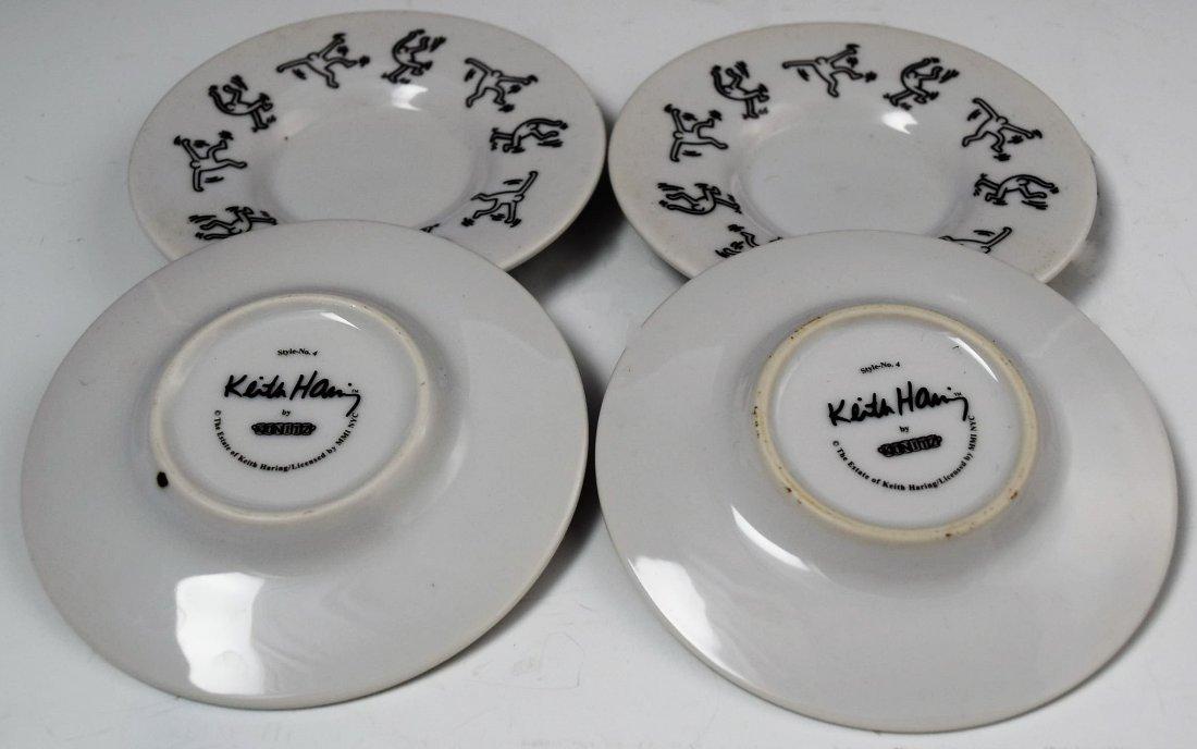 Keith Haring Espresso Cups - 4