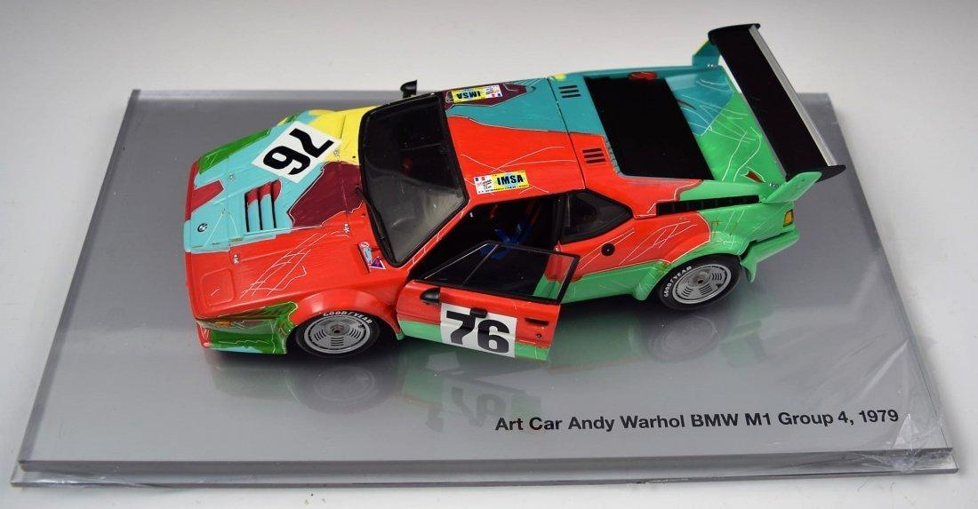 Andy Warhol BMW Art Car - 2