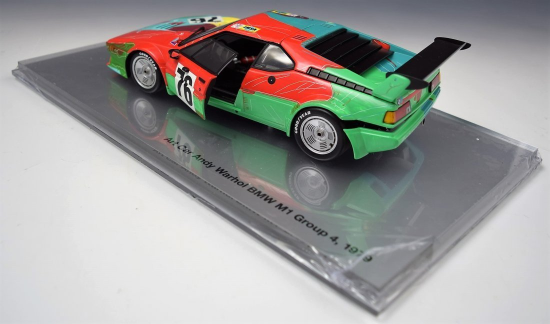 Andy Warhol BMW Art Car - 3