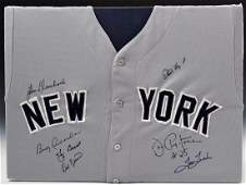New York Yankees Signed Jersey