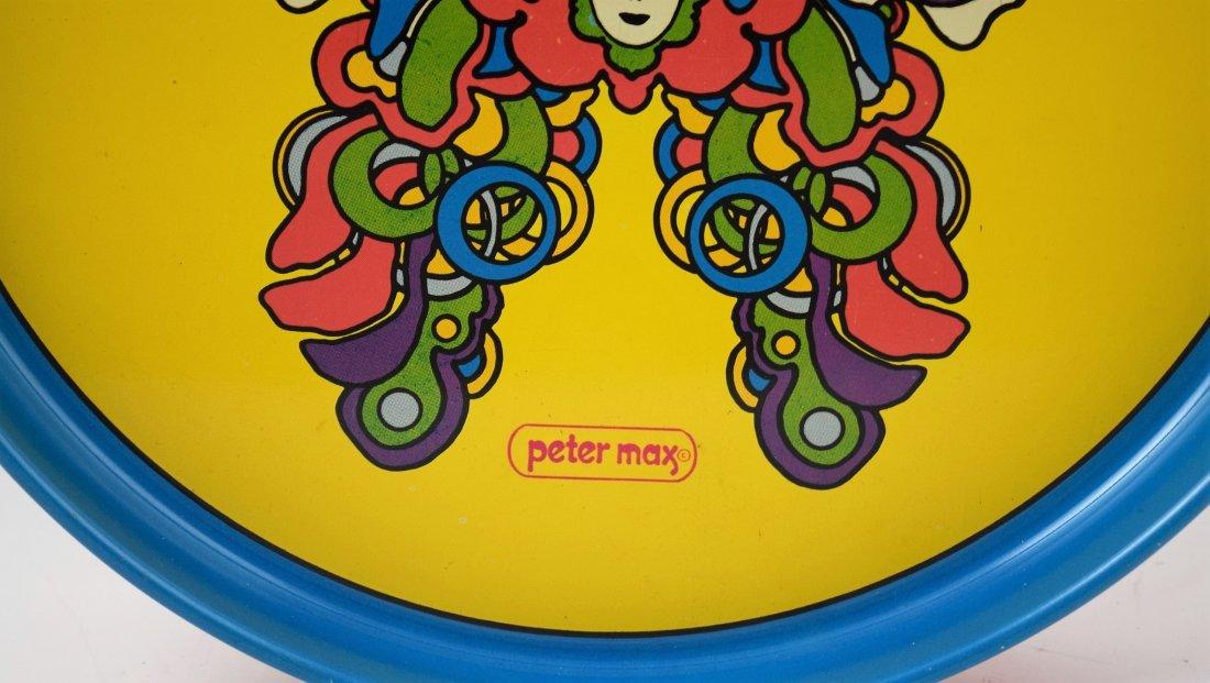 Peter Max Tray - 2