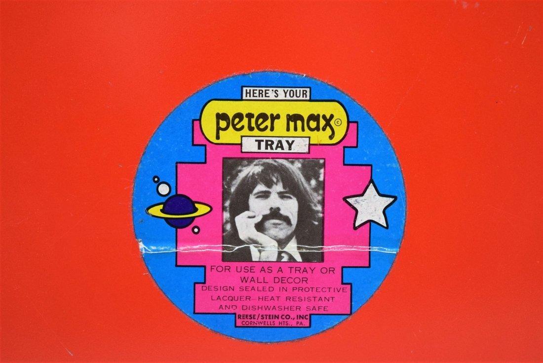 Peter Max Tray - 4