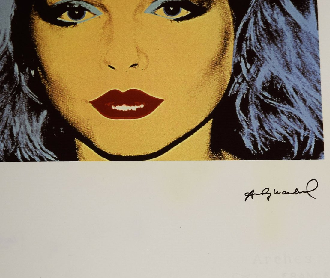 Andy Warhol Lithograph - 2