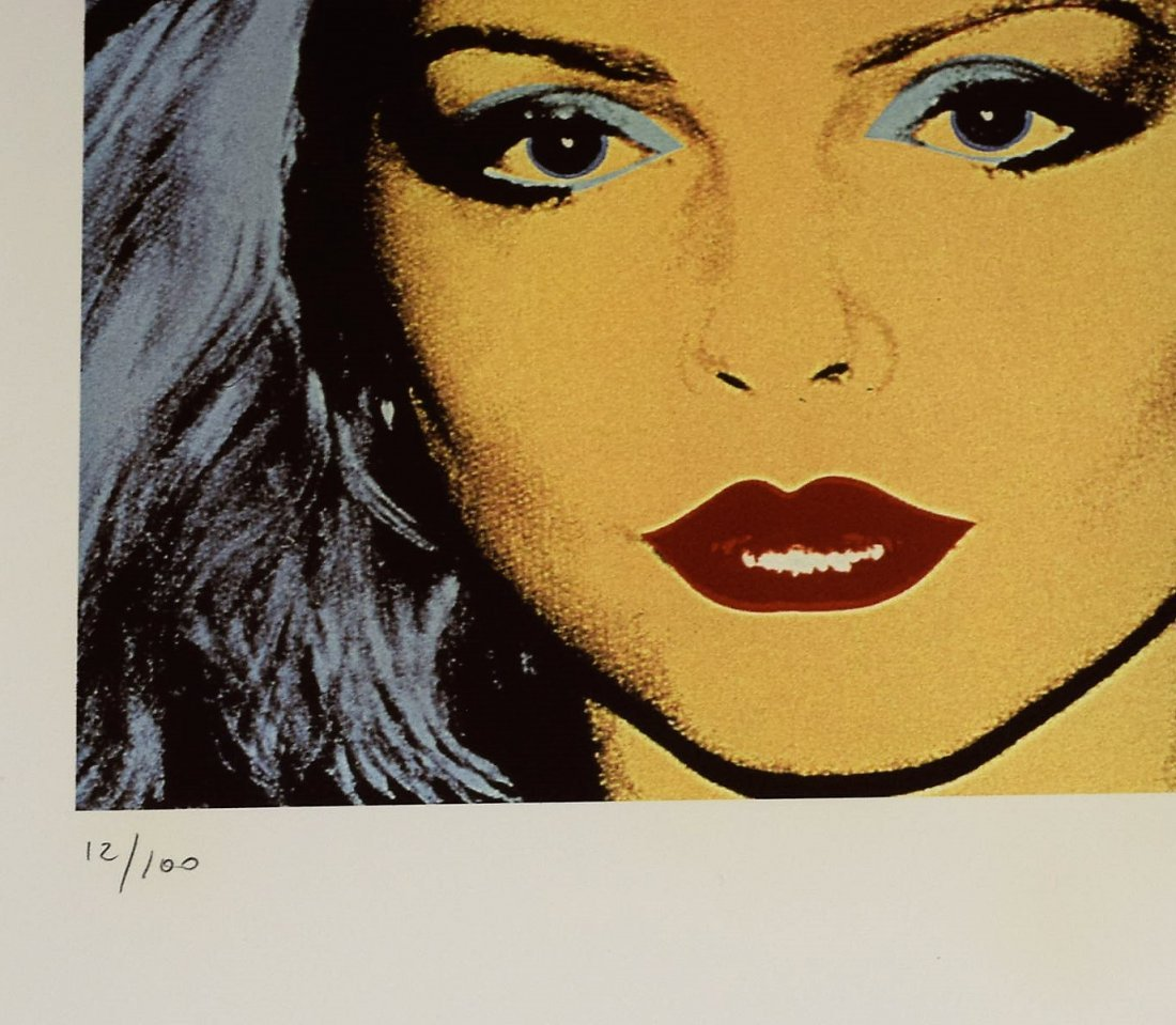 Andy Warhol Lithograph - 3