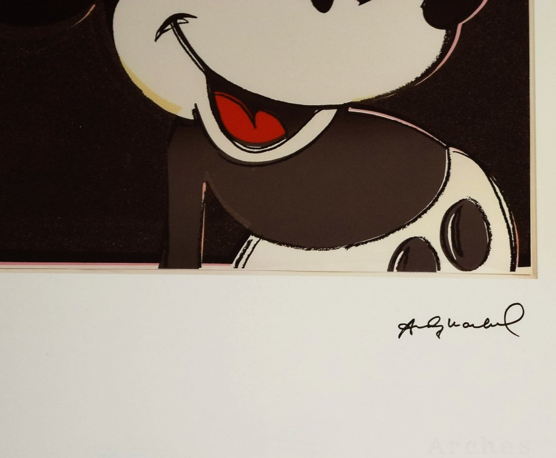 Andy Warhol Lithograph - 2