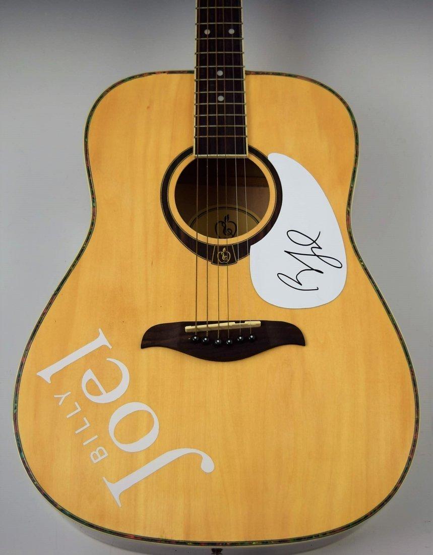 Billy Joel Signed Guitar - 2
