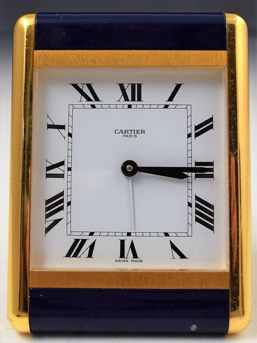 Cartier Clock - 2