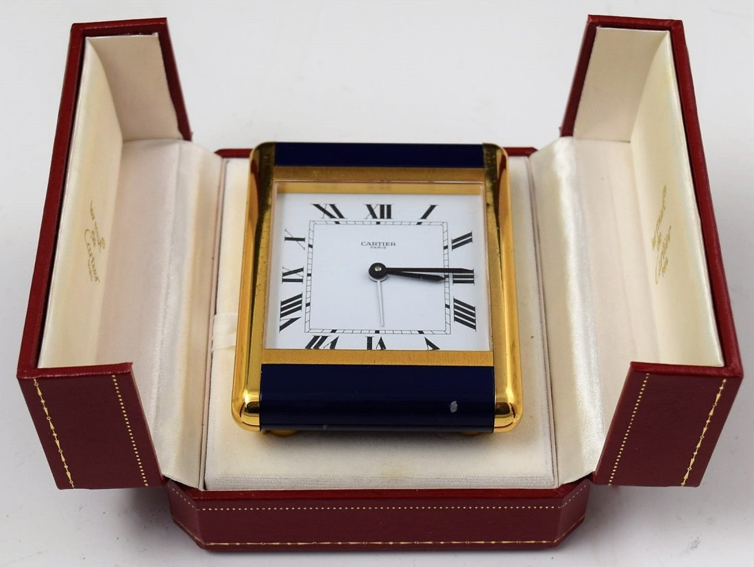 Cartier Clock - 5