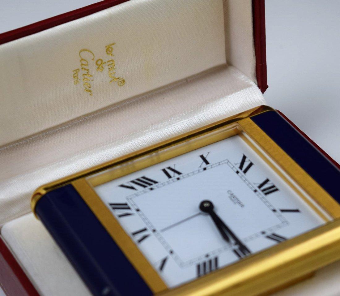 Cartier Clock - 6