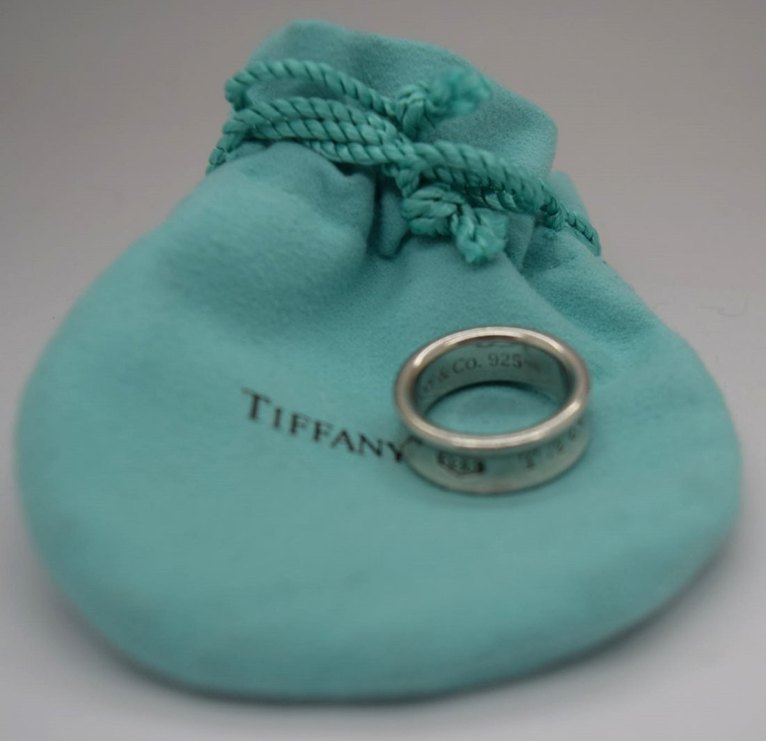 Tiffany & Co Sterling Silver Ring - 2