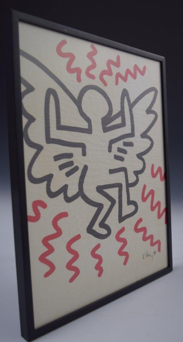 Keith Haring Bayer Lithograph - 3