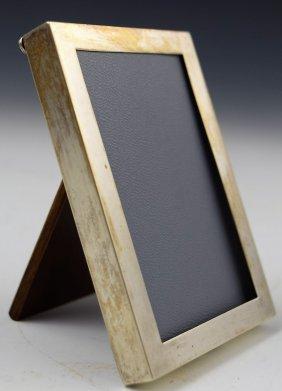 Cartier Sterling Silver Frame