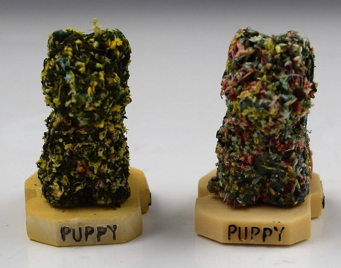 Grouping Puppy Sculpture