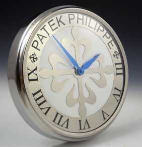 Patek Philippe Dealer Clock