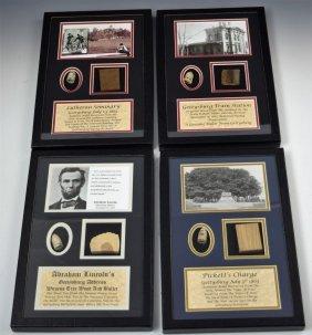 Abraham Lincoln Gettysburg Memorabilia