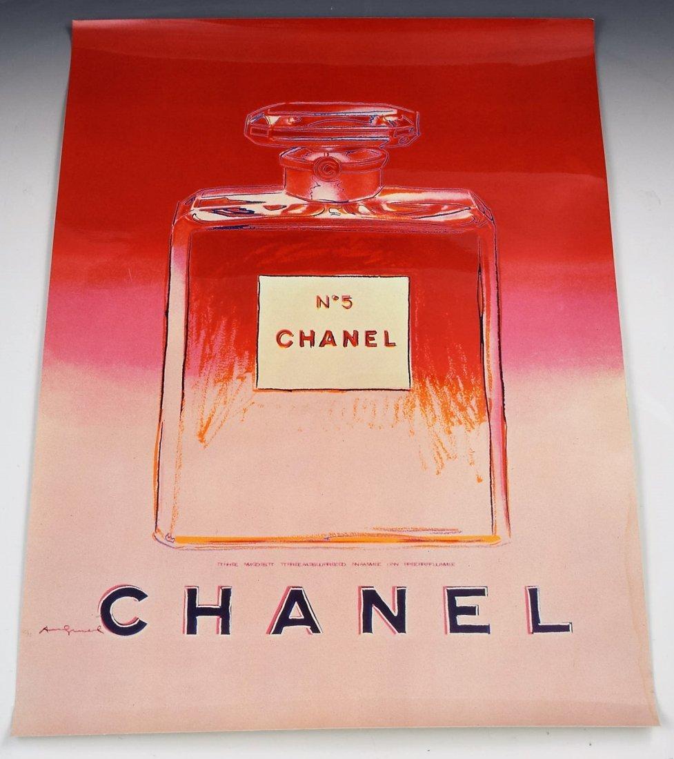 Andy Warhol Chanel #5