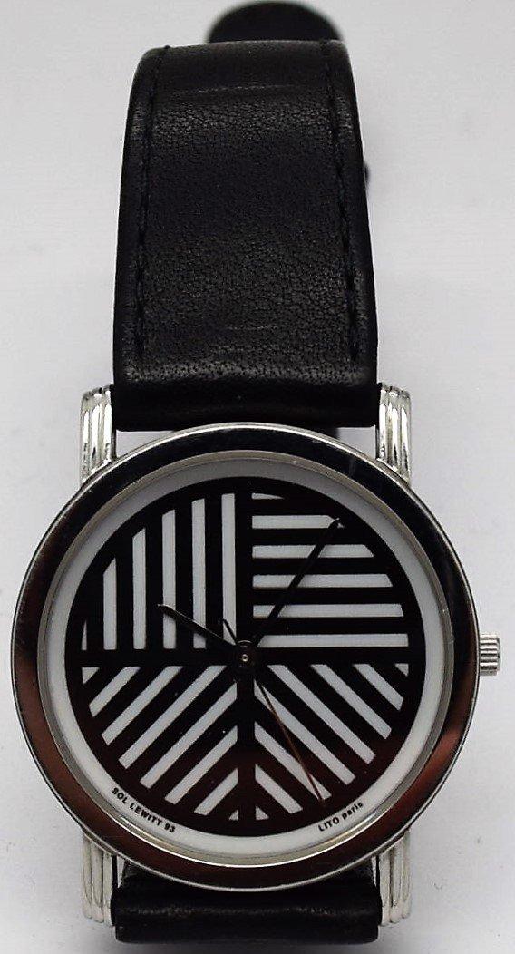 Sol Lewitt Watch