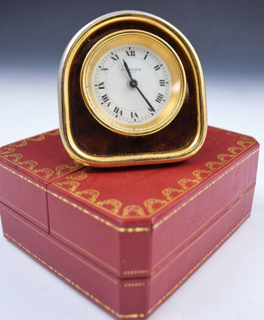 Vintage Cartier Clock - 2