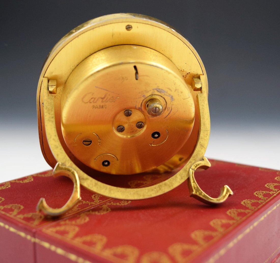 Vintage Cartier Clock - 3