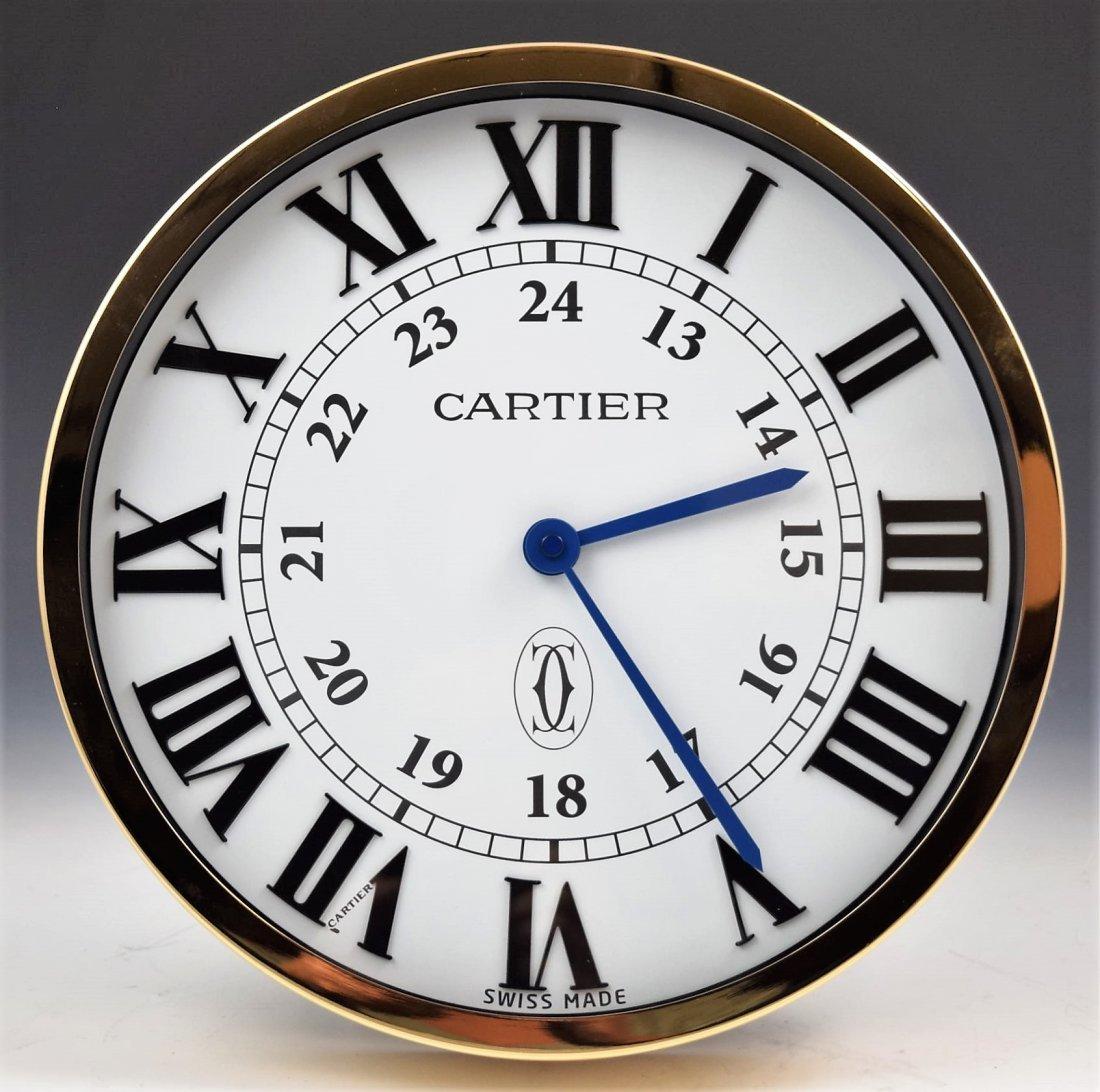 Dealer clock cartier dealer clock amipublicfo Images