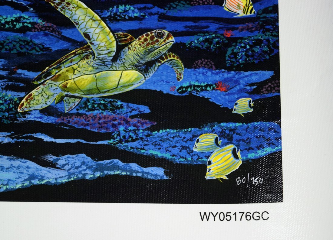 Robert Wyland Signed Limited Edition Giclee - 2