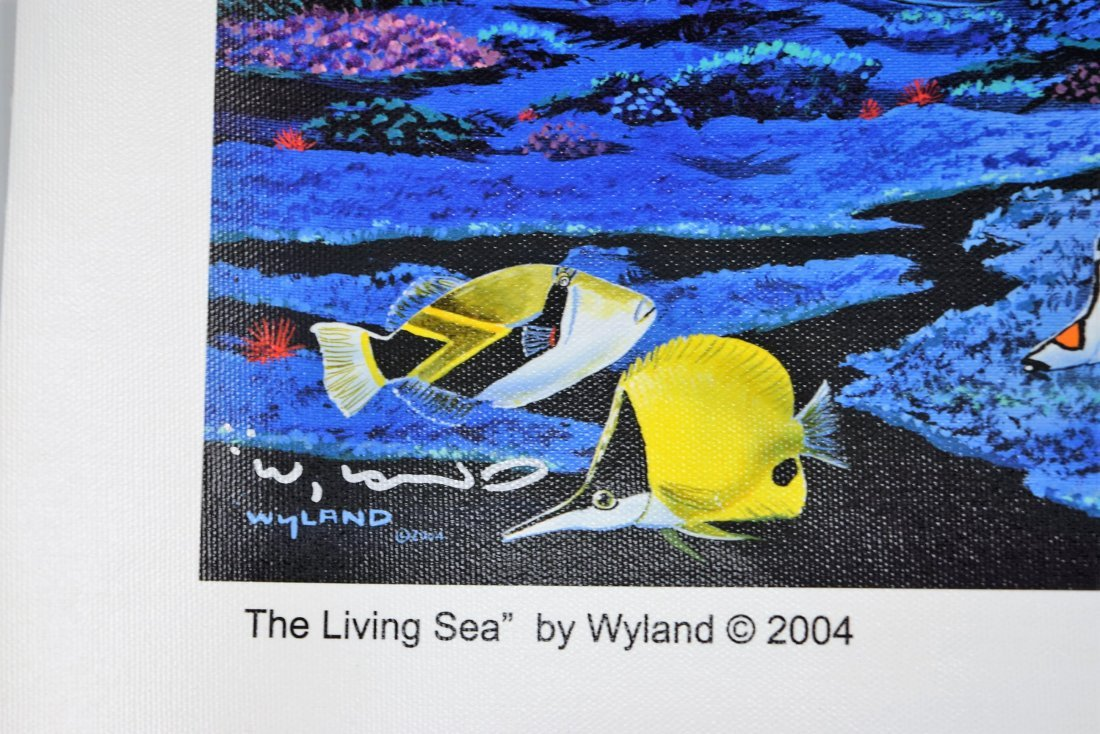Robert Wyland Signed Limited Edition Giclee - 3