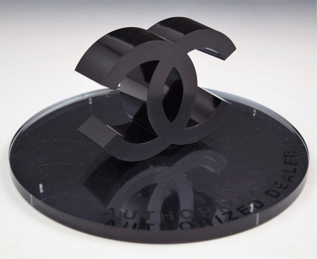 Chanel Logo Display - 3