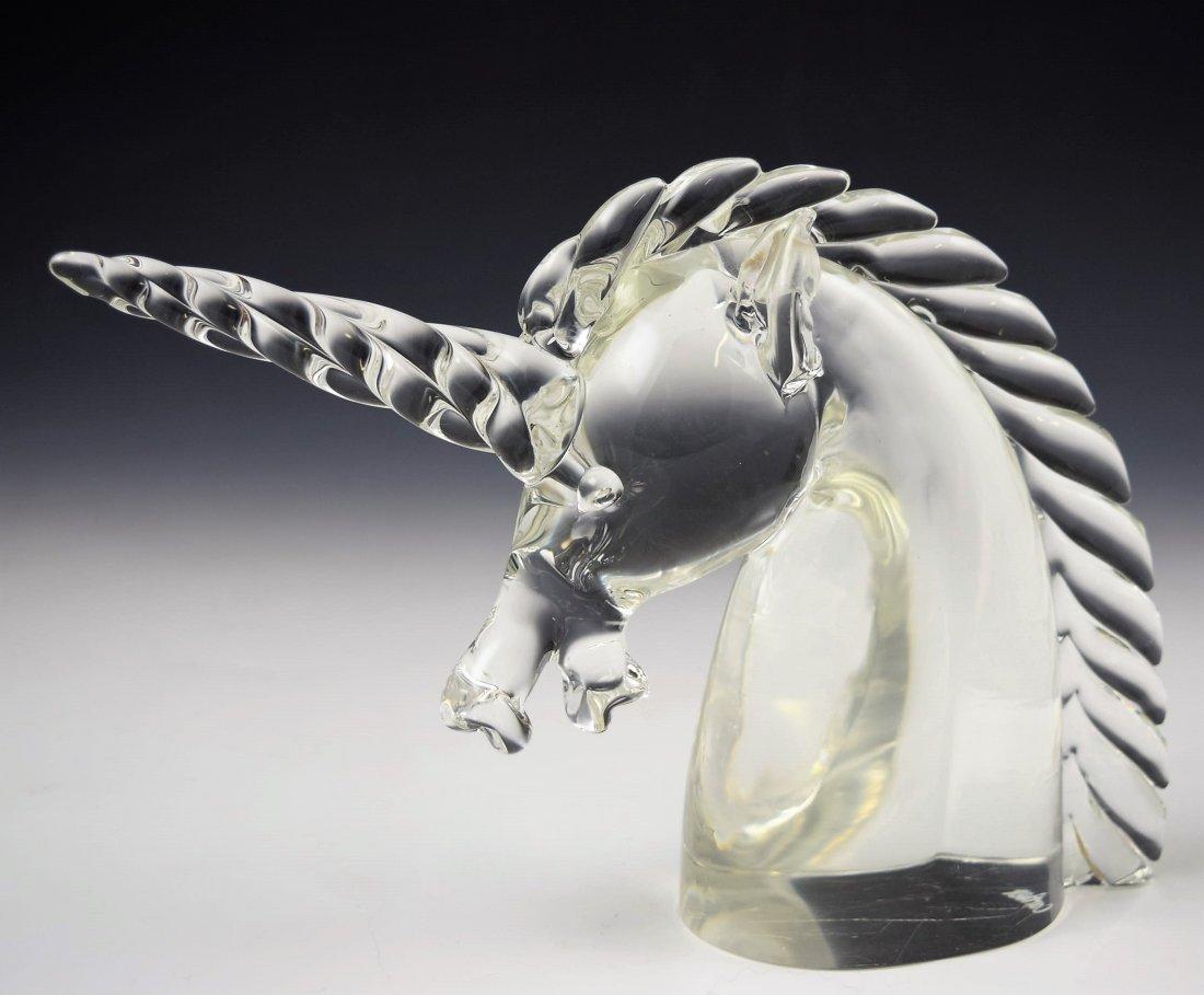 Cartier Crystal Unicorn