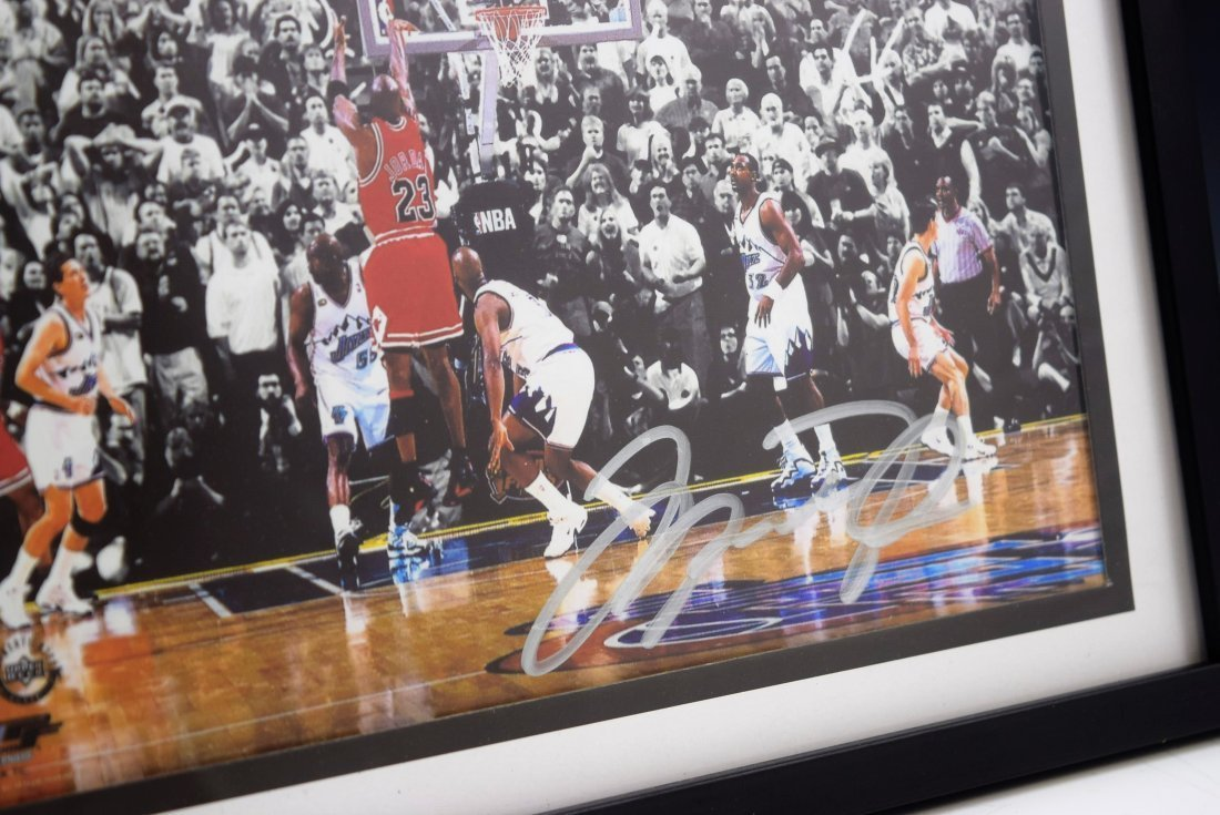 Michael Jordan Autograph - 2
